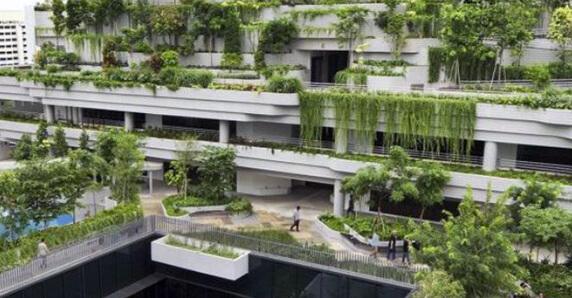 ¿Cómo debería construirse la Arquitectura Ambiental?
