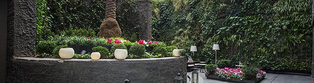 Jardinería Vertical Inteligente curso jardines verticales
