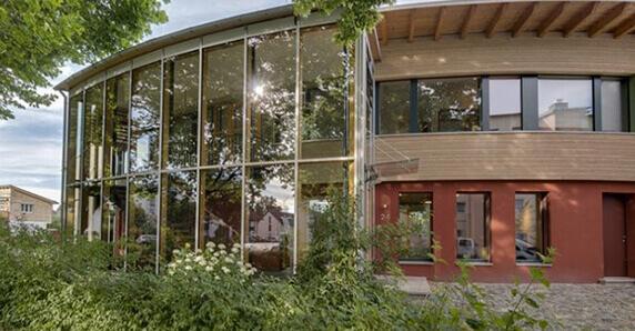 Bioconstrucción materiales vivienda casa