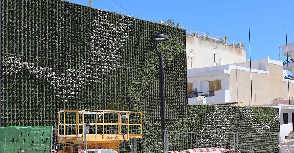 Jardín Vertical Ibiza